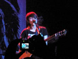 Tegan & Sara im Gloria 10032008