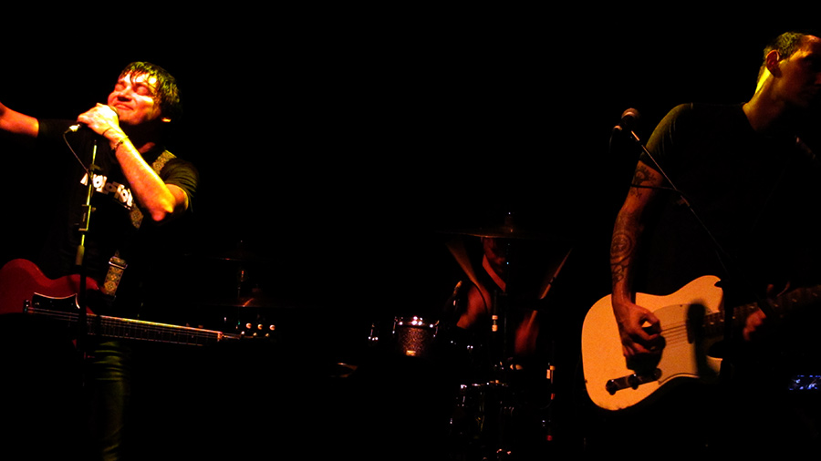 … and you will know us by the trail of dead – Köln, 18.10.2012