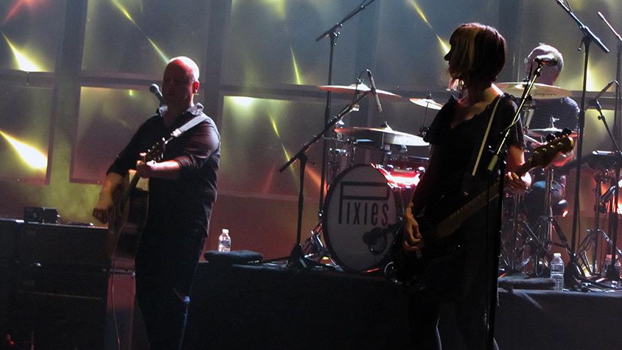 Pixies – Brüssel, 02.10.2013