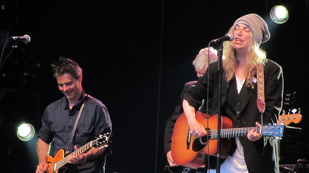 Patti Smith – Brüssel, 08.08.2014