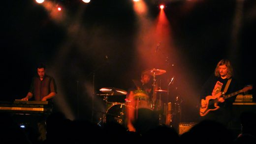 Future Islands – Berlin, 05.10.2014