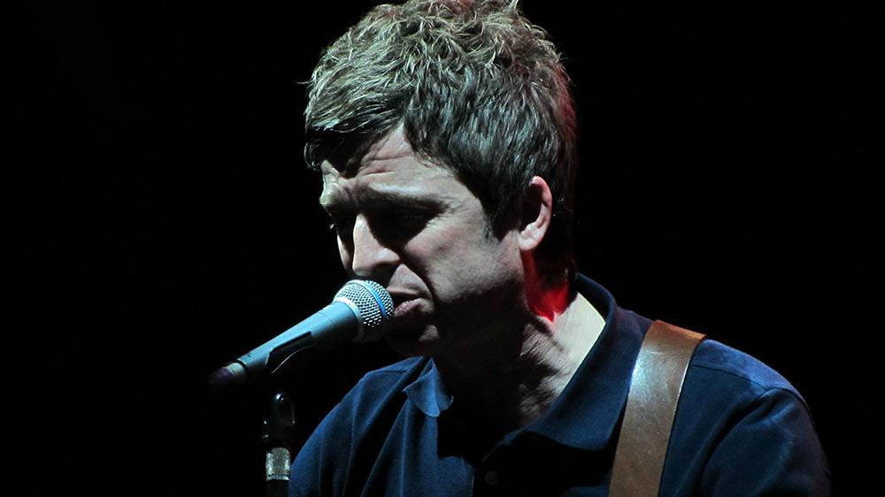 Noel Gallagher's high flying birds – Brüssel, 22.03.2015