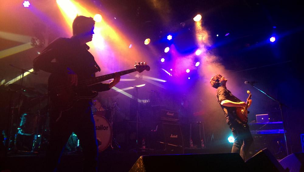 Starsailor – Bochum, 24.10.2015