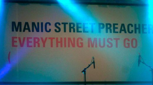 Manic Street Preachers – Köln, 25.04.2016