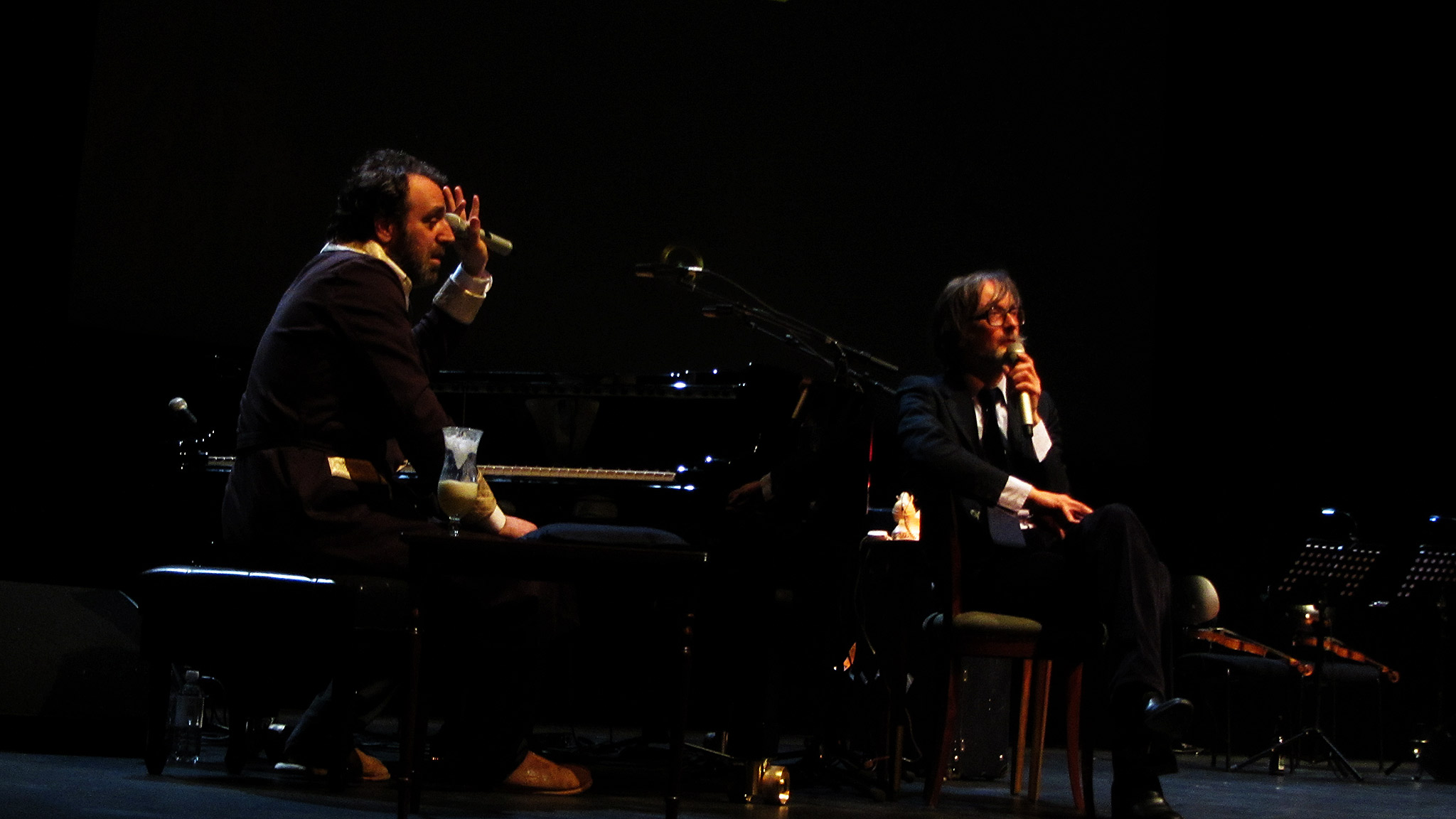 Chilly Gonzales & Jarvis Cocker – Hamburg, 17.03.2017