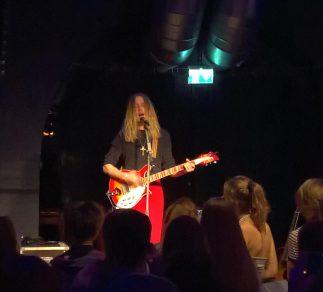 Isaac Gracie – Köln, 04.05.2018