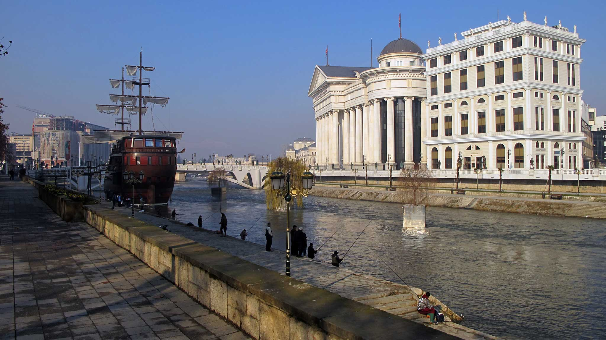 Skopje - Vardar