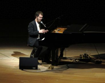 Ben Folds – Hamburg, 16.05.2018