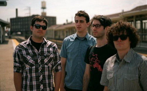 Cymbals Eat Guitars photo: via myspace