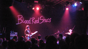 Blood Red Shoes Im Gebäude 9 28042008