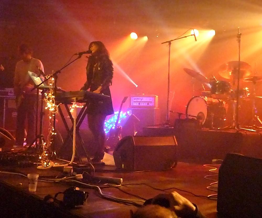 Asobi Seksu, Vetiver – Brüssel, 22.02.2009