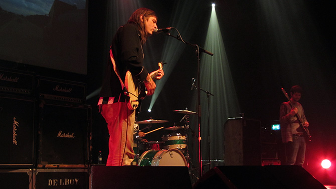 The Lemonheads – Esch-Alzette, 27.04.2012
