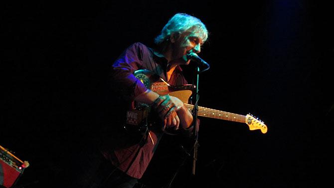 Lee Ranaldo – Köln, 04.07.2012