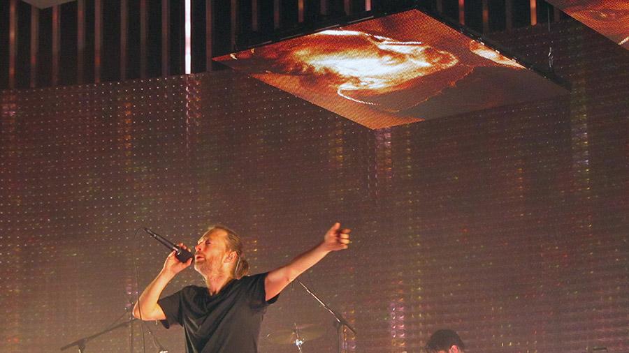 Radiohead – Köln, 15.10.2012