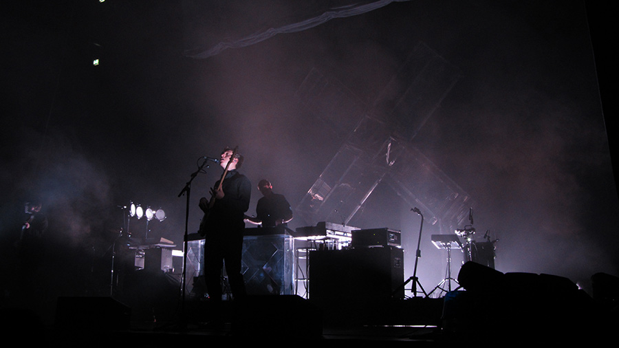 The xx – Esch-Alzette, 23.11.2012