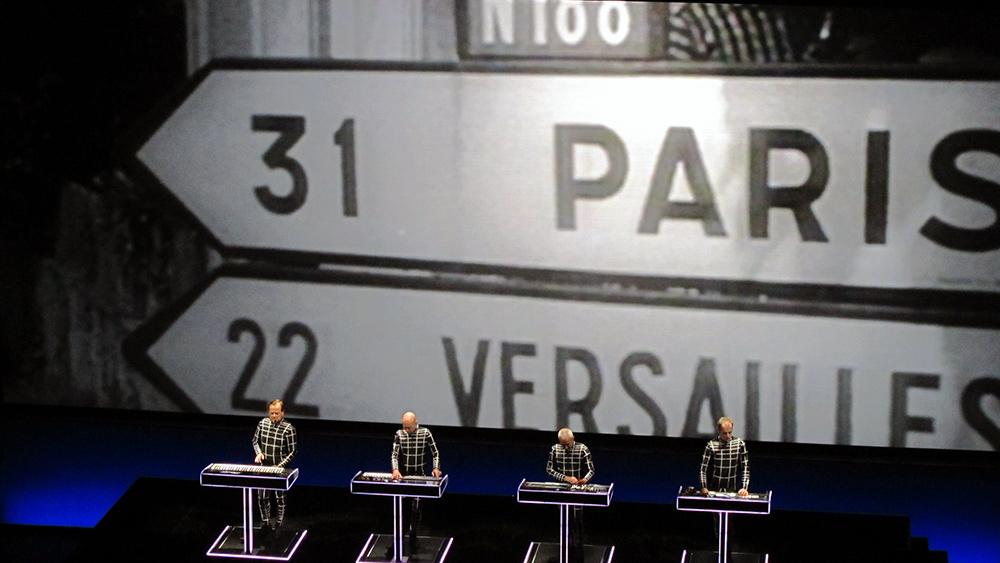 Kraftwerk – Wien, 16.05.2014