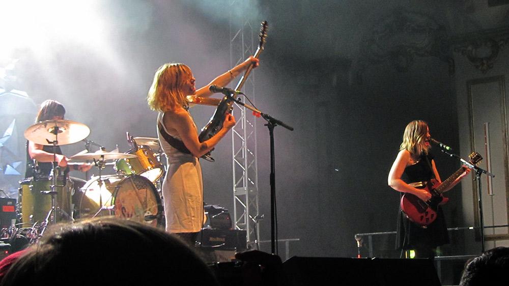 Sleater-Kinney – Berlin, 18.03.2015