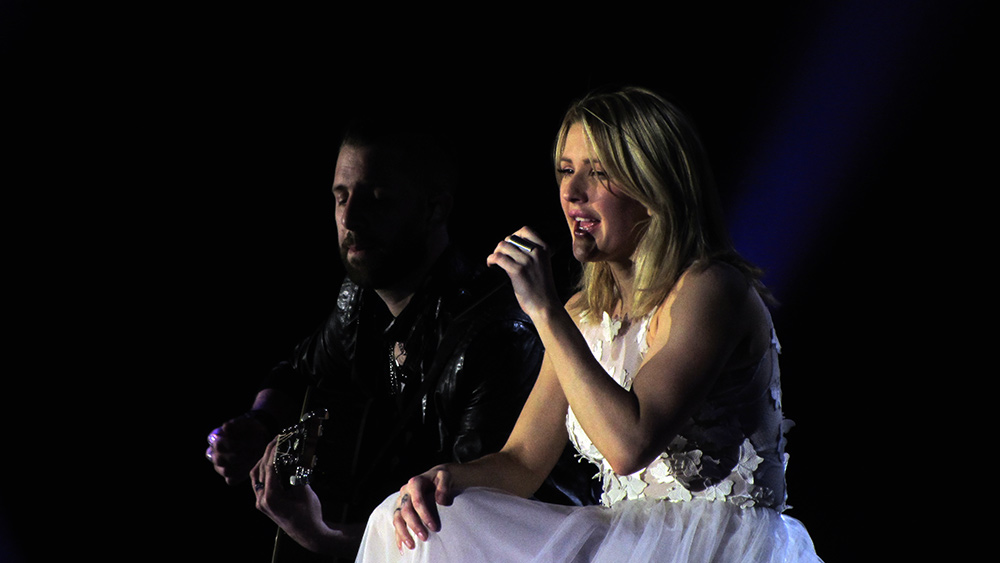 Ellie Goulding – Oberhausen, 26.02.2016
