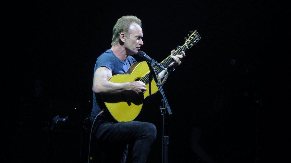 Sting – Esch-Alzette, 01.04.2017