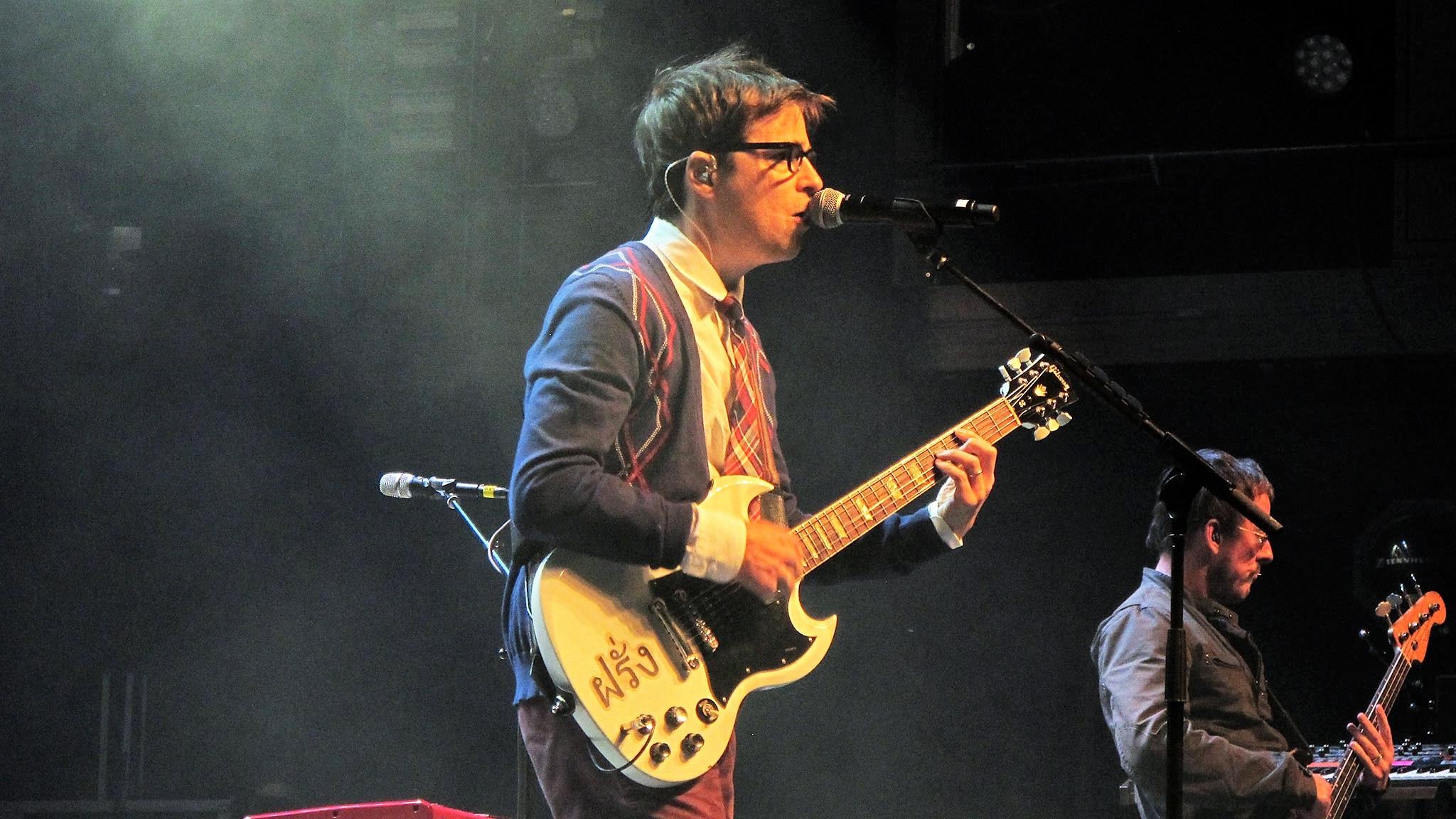 Weezer – Tilburg, 21.10.2017