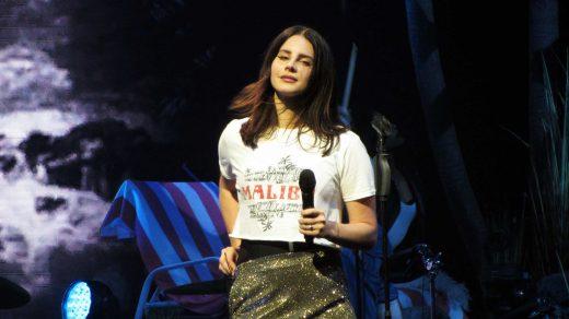 Lana del Rey – Antwerpen, 17.04.2018