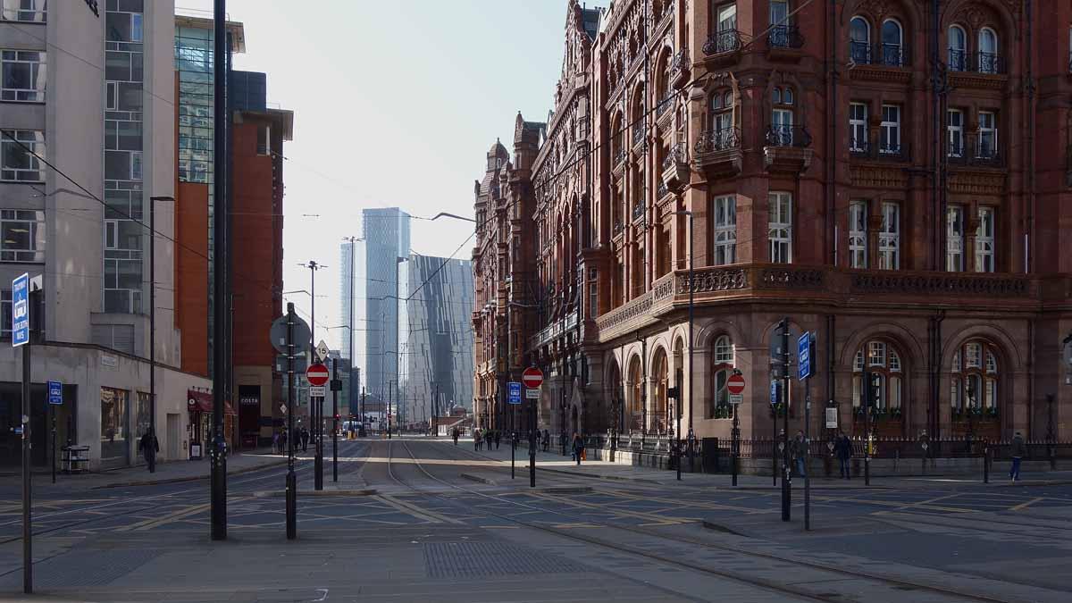Unterwegs mit Musik: Manchester