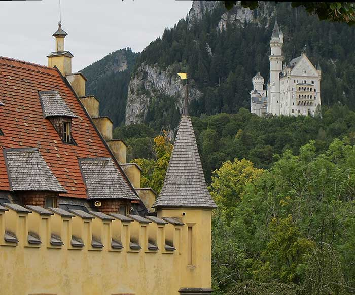 Bayern 2020 - Schloss Neuschwanstein & Hohenschwangau