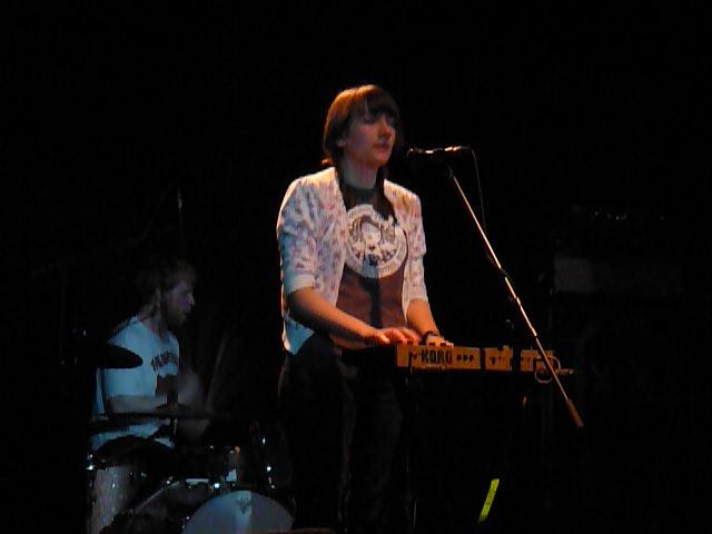 Sky Larkin – Köln, 25.02.2009