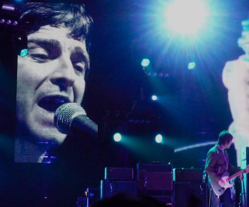 Oasis – Düsseldorf, 04.02.2009