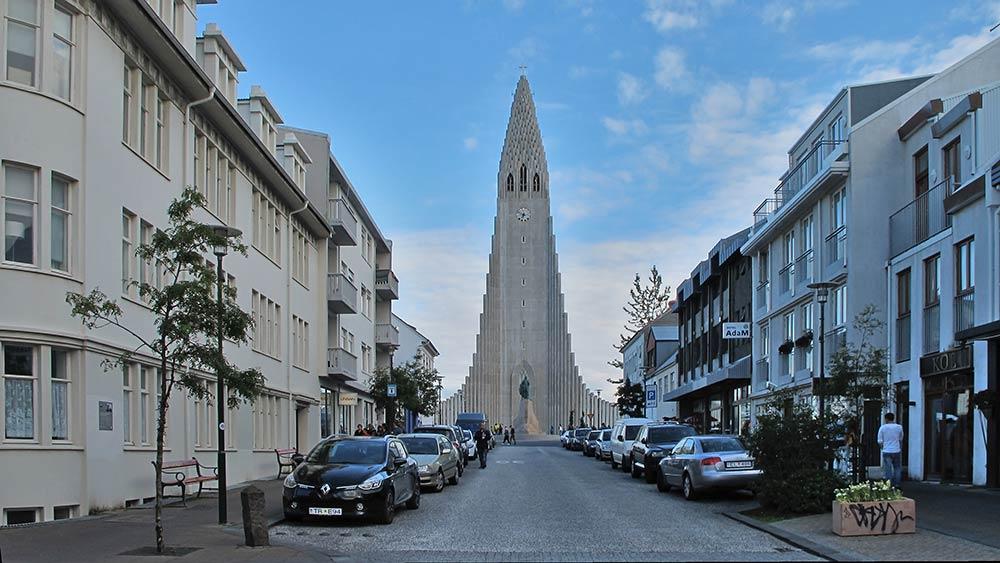 Reykjavík - Hallgrimskirche