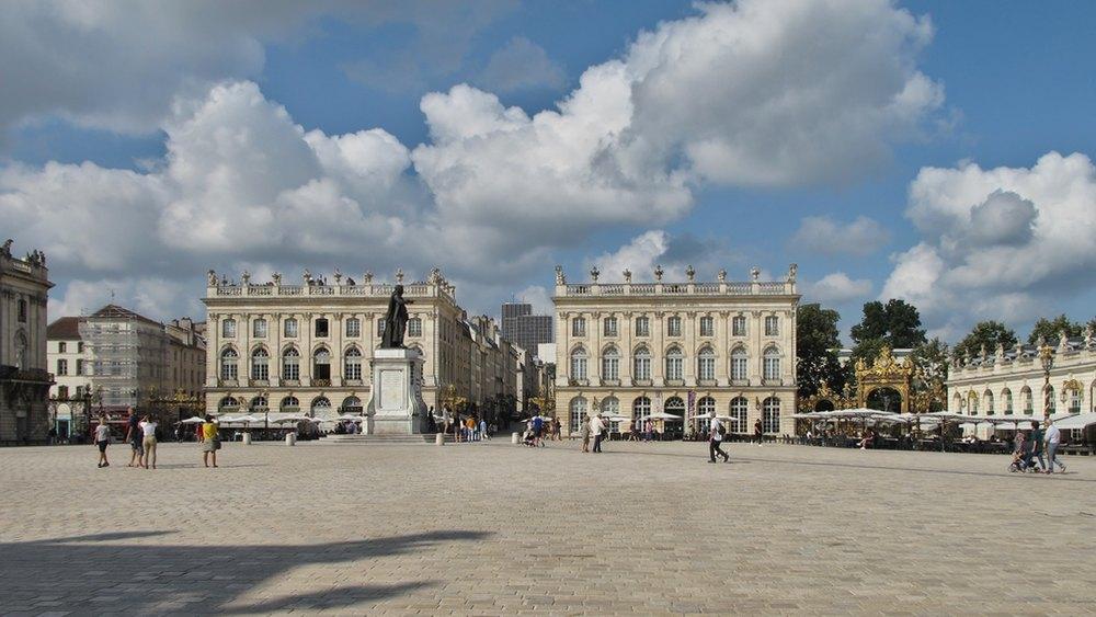 Nancy - Platz Stanislaw