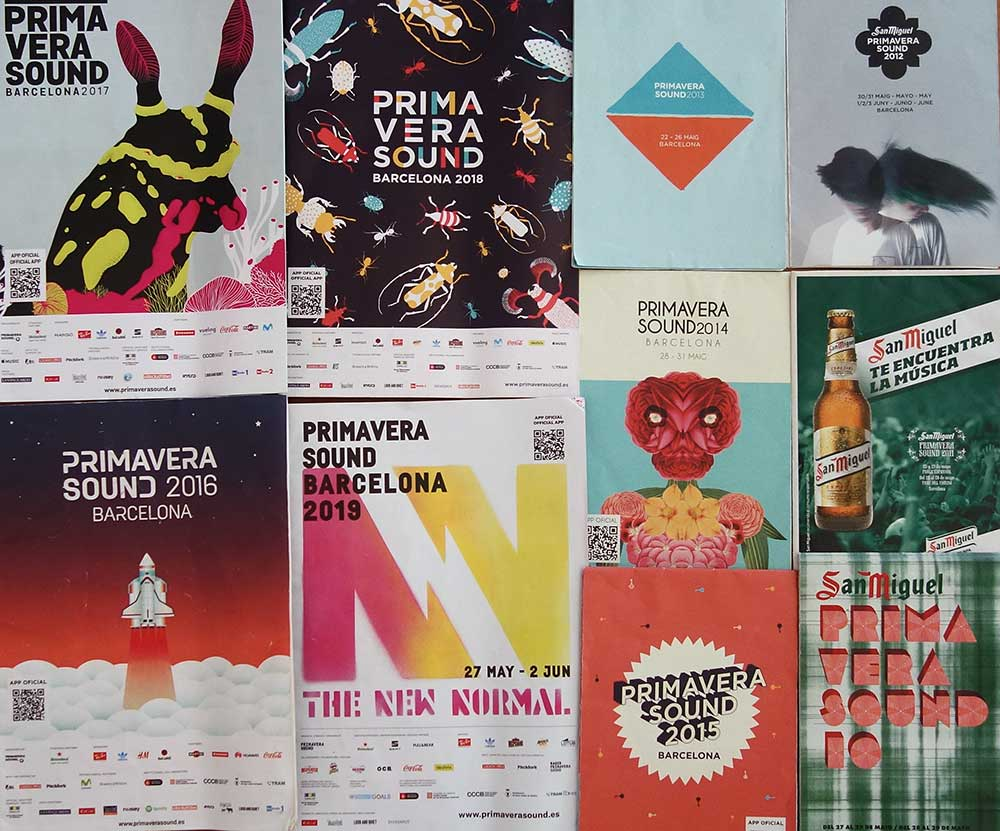 Meine ersten 10 Jahre Primavera Sound Festival