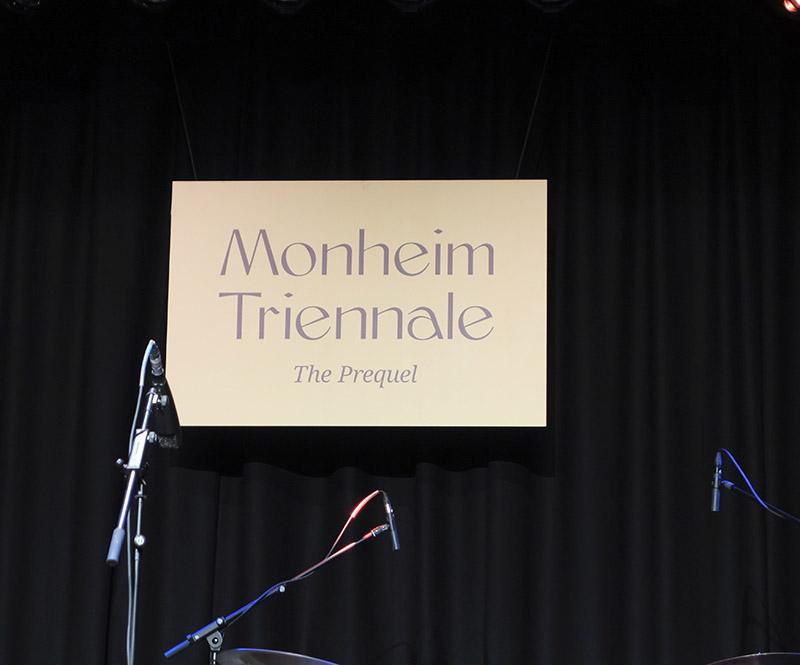 Monheim Triennale The Prequel – Monheim, 01.07.2021