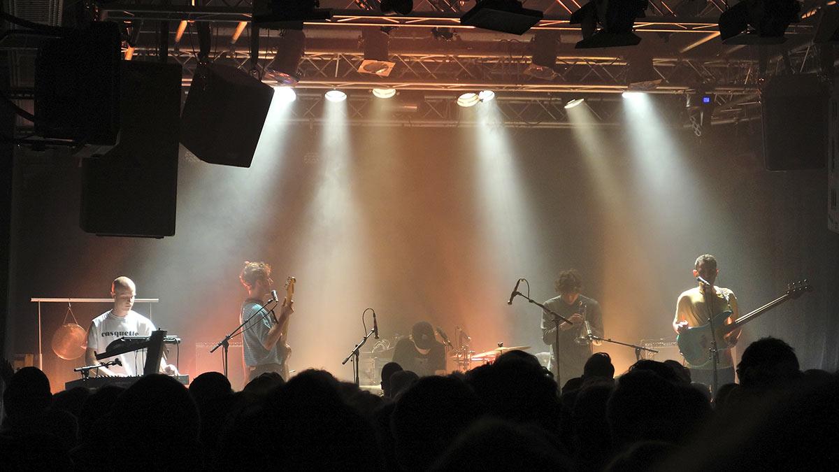 Squid - Köln, 10.11.2021